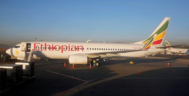 Ethiopian airlines immobilise tous ses boeing 737 max 8 apres le crash