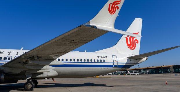 La chine ordonne la suspension de ses vols operes en boeing 737 max