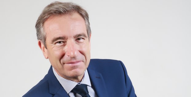 Marc Pigeon, président de l'Union européenne des promoteurs constructeurs