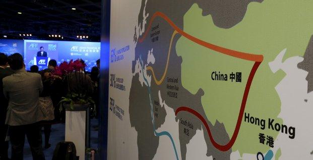 Paris souhaite l'unite europeenne sur les nouvelles routes de la soie