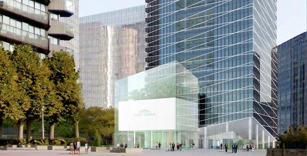Tour Saint-Gobain, La Défense