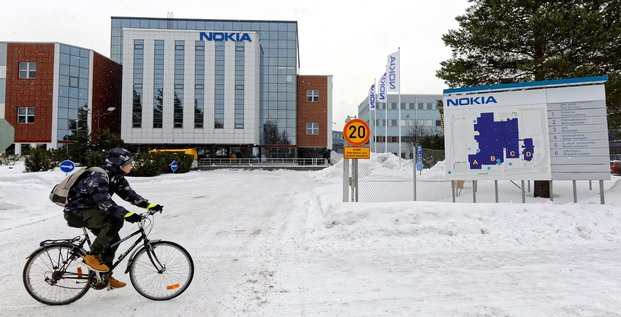 Nokia, Finlande