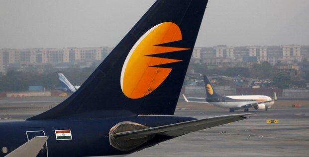 L'indien jet airways cede le controle a des banques publiques
