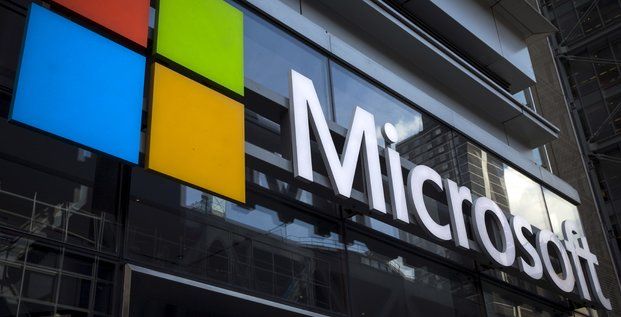 Microsoft, a suivre a wall street