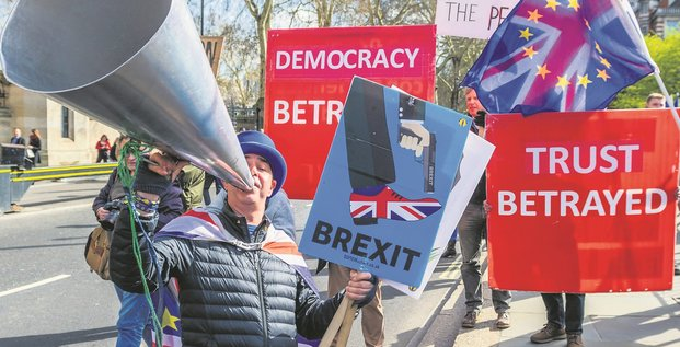 Brexit, DUP, Irlande du Nord, Royaume-Uni, UE