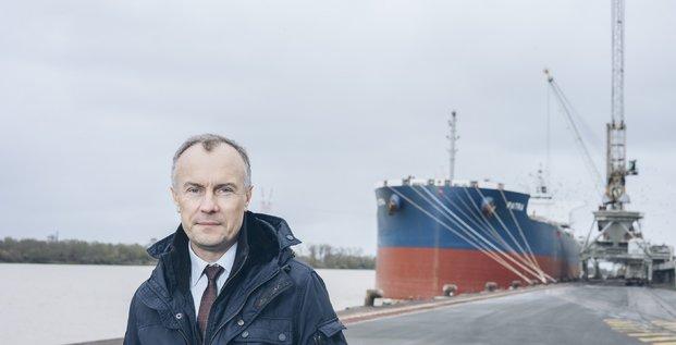 Port Bordeaux Jean-Frédéric Laurent