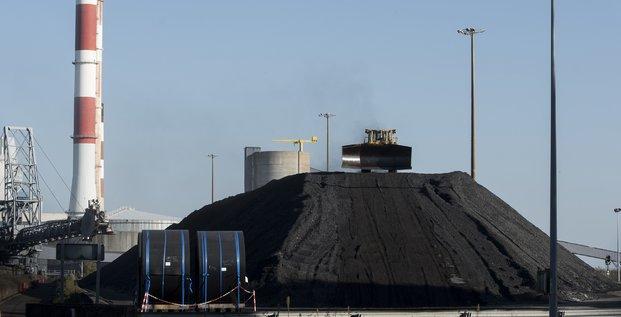 Cordemais, EDF, centrale charbon