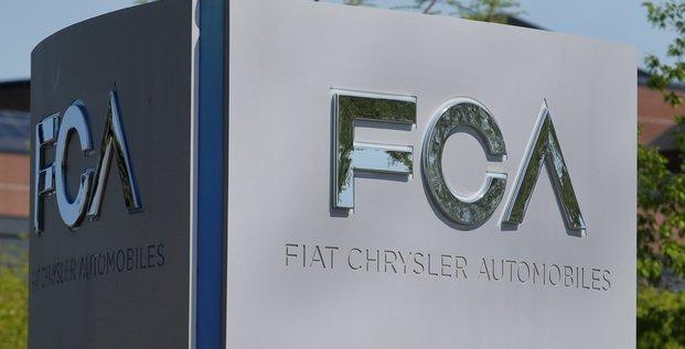 Fiat chrysler debourse 110 millions de dollars pour clore un litige aux usa