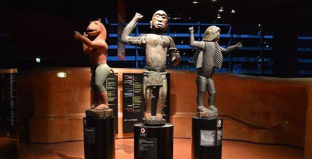 Statues_royales,_Abomey,_Musée_du_quai_Branly