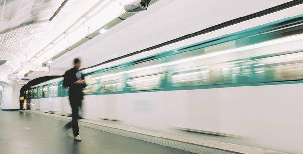 métro, Paris, île-de-France