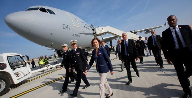 Parly, armée, défense, exportations d'armes, militaire