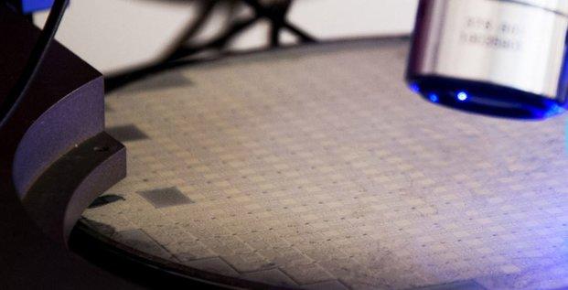 Aledia écrans LED