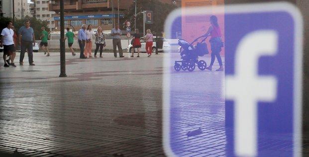 Facebook: bond du ca mais amende en vue aux usa