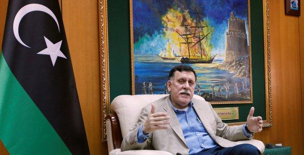 Sarraj Libye