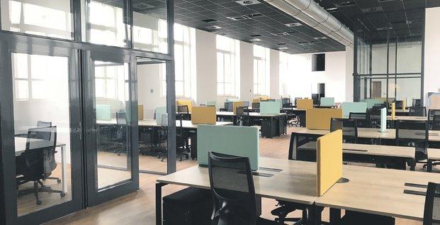 Coworking, HQ, tourangeau, Dargaisse