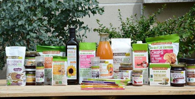 L'entreprise propose une gamme de plus de 150 produits biologiques