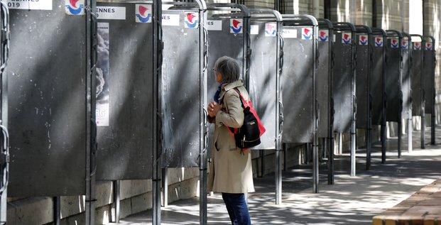 Europeennes: regain de participation en france par rapport a 2014