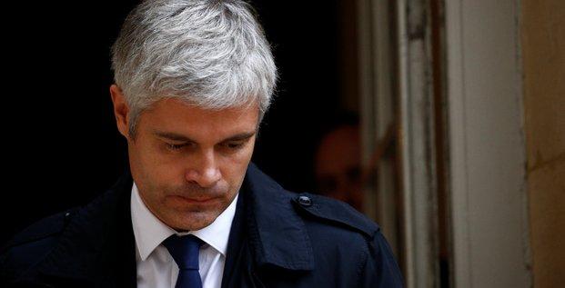 Laurent wauquiez quitte la presidence des republicains