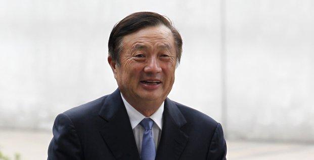 Le fondateur de huawei s'oppose a des represailles de pekin contre apple-bloomberg