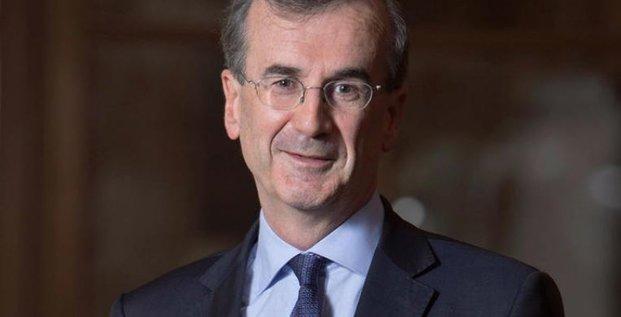 François Villeroy de Galhau Banque de France