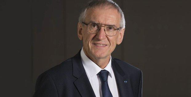 Joël Barre, DGA,
