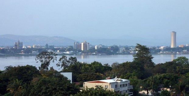 Barzzaville Congo
