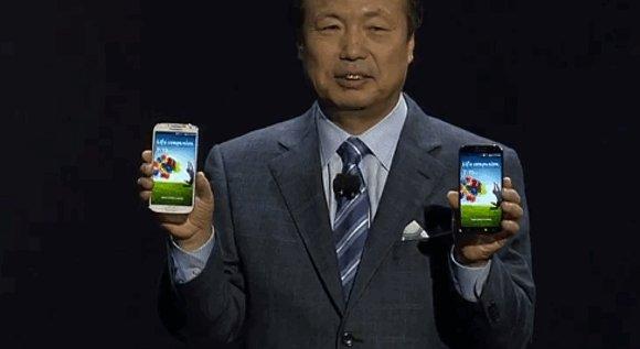 Keynote Samsung Galaxy S IV