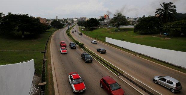 Gabon libreville routes infrastructures transport urbain urbanisme afrique