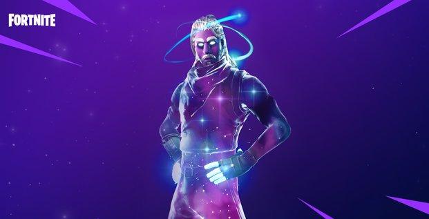 Skin Galaxy Fortnite