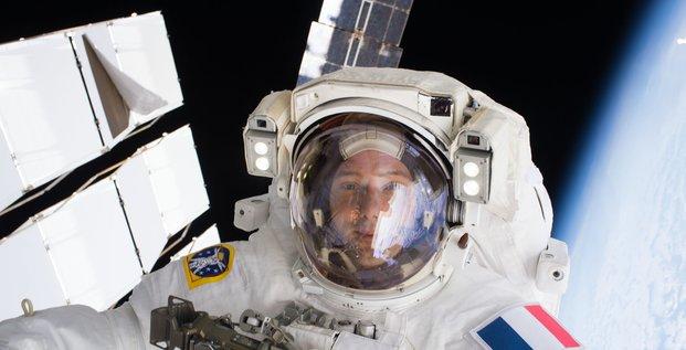 Thomas Pesquet, astronaute, Station spatiale internationale (ISS)