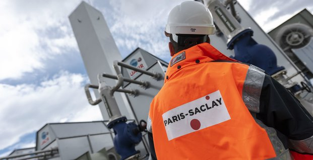 Réseau de chaleur de Paris-Saclay