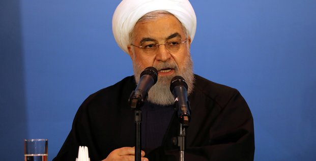 Les sanctions americaines seront sans effet, assure le president iranien