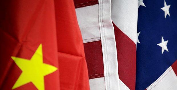 Accord usa-chine sur une treve provisoire avant le g20