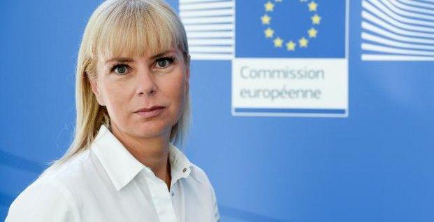 Elżbieta Bieńkowska Commission européenne