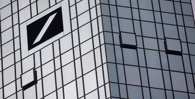 Deutsche bank: le conseil discutera de coupes d'effectifs le 7 juillet