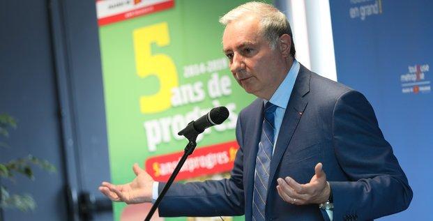Jean-Luc Moudenc bilan