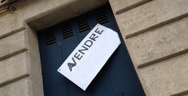 Panneau à vendre à Bordeaux