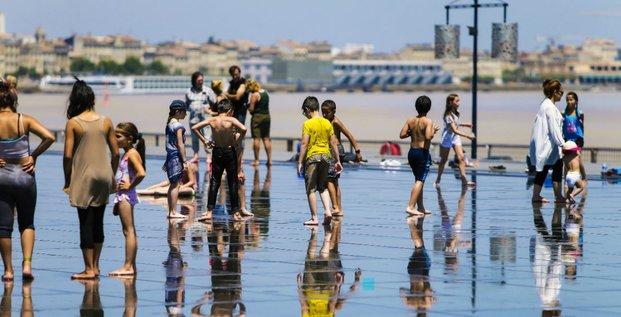 tourisme Bordeaux miroir d'eau