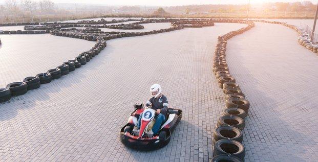 Karting électrique