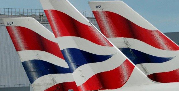 British airways risque une amende de 183,4 millions de livres pour vol de donnees