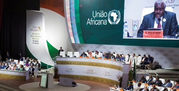 UA union africaine sommet niger juillet 2019