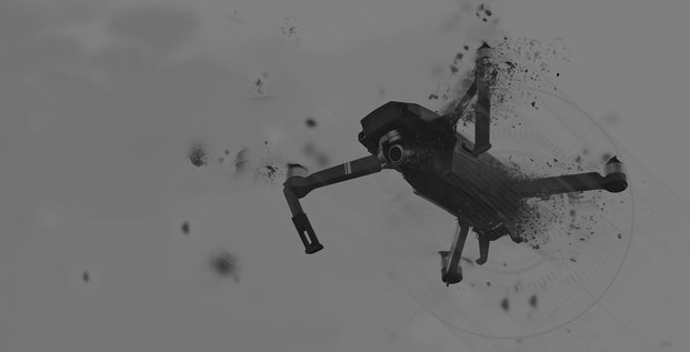 Cerbair, lutte antidrone, défense