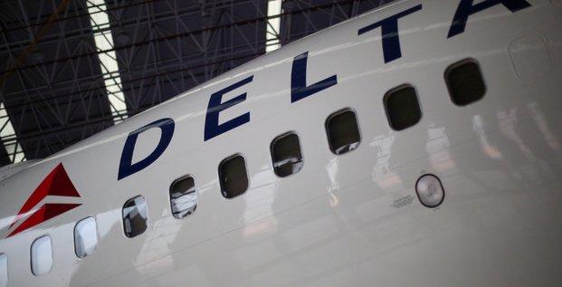 Delta pas tentee par le 737 max, se dit fidele a l'a321 d'airbus