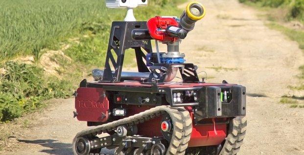 Robots armée de terre