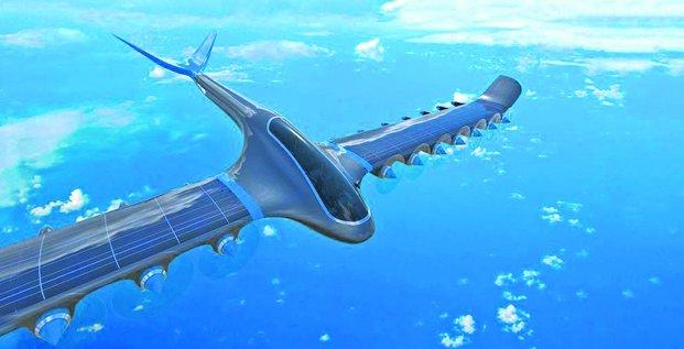 Avion à hydrogène