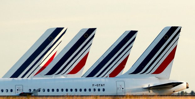 Air france maintient ses vols a destination du caire