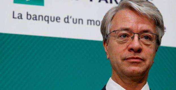 BNP Paribas Jean-Laurent Bonnafé DG 2018