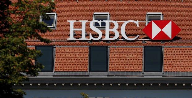Evasion fiscale: hsbc accepte un accord a 294,4 millions d'euros en belgique