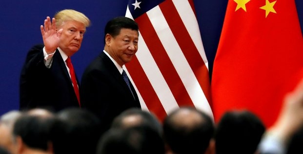 Trump, Xi Jinping, guerre commerciale, douane, tarifs,