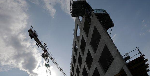 Ventes de logements en leger recul au deuxieme trimestre